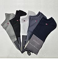 Носки мужские низкие сеточка  Tommy Hilfiger