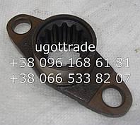 Вилка кардана ведомая ДТ-75, 77.36.120-1