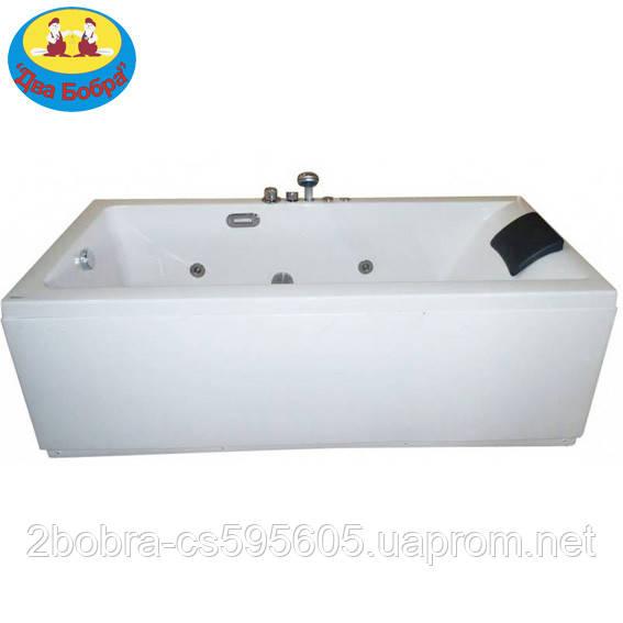 Ванна Прямоугольная c Гидромассажем AT-9014 , Правая | 1800*800*605 мм.