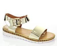 Женские босоножки, сандалии на плоской подошве