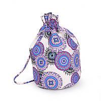Рюкзак-мешок с круглым дном Circles