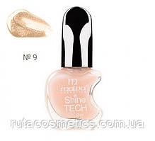 Malva cosmetics лак для нігтів Shine TECH 9