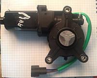 Мотор-редуктор стеклоподъемника  Ланос