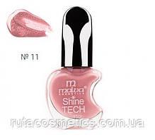 Malva cosmetics лак для нігтів Shine TECH 11