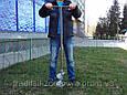 Садовый Бур с двумя насадками 130мм и 200мм удлиняемый, Ямобур, Бур ручной, фото 4