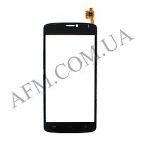 Сенсор (Touch screen) Prestigio 3502 MultiPhone PAP Duo черный