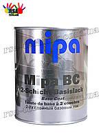 Базовая,базисная автоэмаль Mipa 963 Зеленая (Мипа) металлик