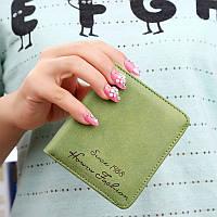 Кошелёк женский Howru Fashion 1988 mini, зелёный
