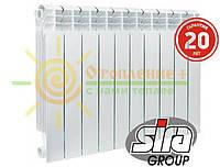Биметаллический радиатор Sira Conсurrent 350х85