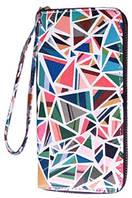 Кошелек женский Bellezza Graffiti, разноцветный