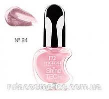 Malva cosmetics лак для нігтів Shine TECH 84