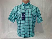 Мужская рубашка с коротким рукавом в клетку Passero, Турция, фото 1
