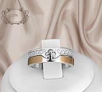 """Серебряное кольцо """"206"""""""