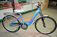 Подростковый велосипед Winner Infinity 24 дюйма