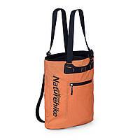 Сумка - рюкзак 15л NatureHike Daily Backpack NH16Y015-T Оранжевый