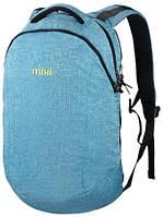 """Рюкзак для ноутбука Mixi 15"""", голубой"""