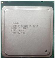 Процессор Intel Xeon E5-1650 C2 3.2-3.8 GHz, 6 ядер, 12M кеш, LGA2011