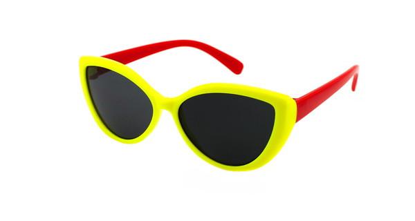 Стильные очки от солнца детские Джения