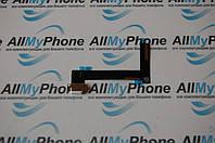 Шлейф для планшета Apple iPad Air 2 коннектора зарядки белый