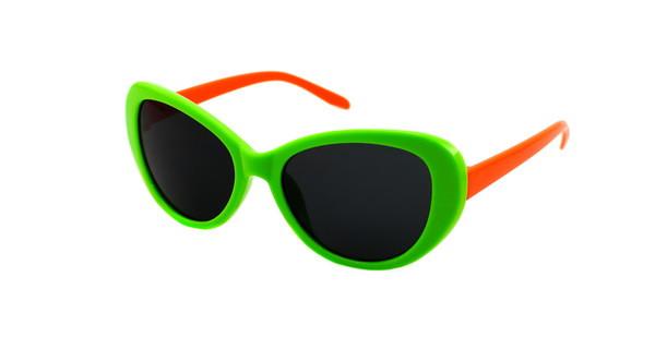 Модные детские солнечные очки для девочек Джения
