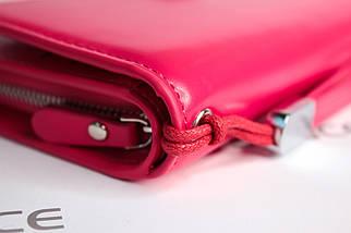 Кошелёк-клатч женский Baellerry Business, малиновый, фото 3