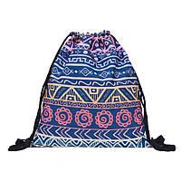 """Рюкзак-мешок """"Орнамент"""" Aztec Triangle"""