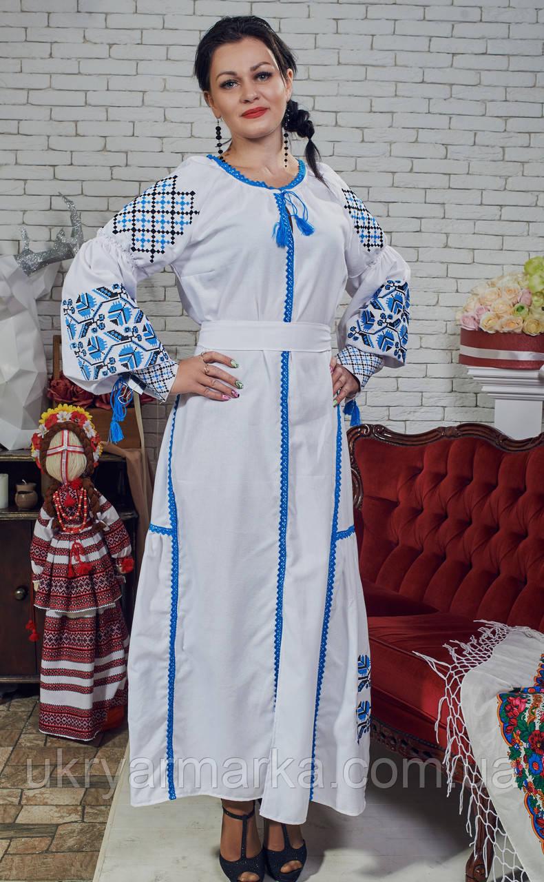 90ad738840f8ce Плаття з вишивкою