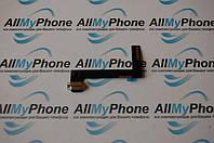 Шлейф для планшета Apple iPad Air 2 коннектора зарядки черный