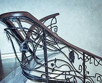Кованые перила для лестницы, балкона, крыльца