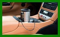 Термокружка CUP 2240 автомобильная с подогревом!Акция