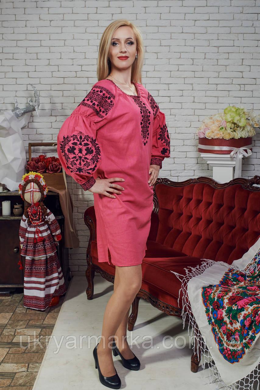 """Плаття з вишивкою """"Модна"""""""