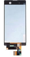 Тач (сенсор) + матрица Sony Xperia M5 Dual E5603, E5606 , E5633, E5653 белый  модуль