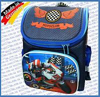 Школьный ортопедический рюкзак MOTOCLUB