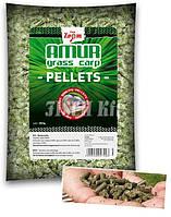 Пелетс для амуров Amur Pellets, 800g, Carp Zoom