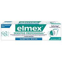 Elmex Zahnpasta Sensitive Professional sanftes Weiß - Зубная паста для ухода за чувствительными зубами, 75 мл