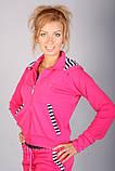 Женский спортивный костюм из трикотажа, разм С,М,Л, фото 5