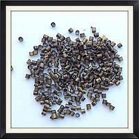 Стопперы 2*2 мм бронза ( примерно 100 г)