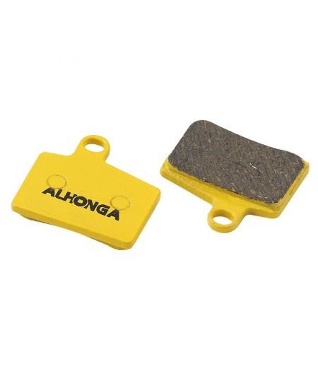 Колодки дисковые ALHONGA HJ-DS40 Hayes модель Stroker Ryde organic black