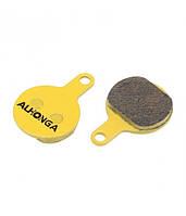 Колодки дисковые ALHONGA HJ-DS46 Tektro IOX organic black