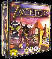 7 чудес (7 Wonders) настольная игра