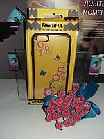 Чехол силиконовый накладка Remax Osaka для Apple iPhone 6/6S