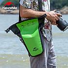 Водонепроницаемая сумка для фотоаппарата оранжевая, фото 4