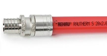 Труба для теплого пола REHAU Rautherm S Pex-A 14х1,5