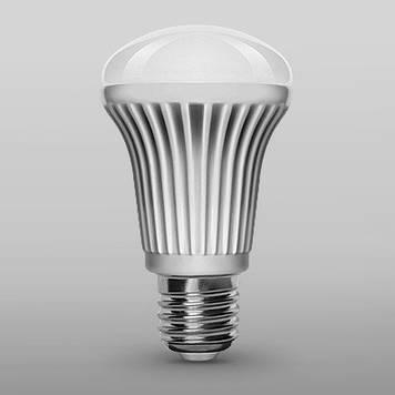 Світлодіодна лампа Mastak MUS02CE ( 9W LED R60 230V 4200K E27 )