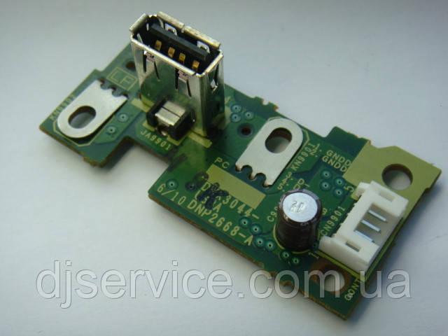 Плата USB DWX3044 для Pioneer  cdj900