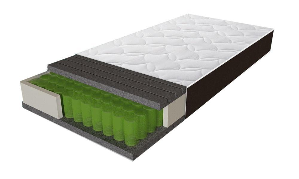 Матрас Gamma Sleep&Fly Organic