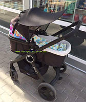 Козырек на коляску Baby Shade = приятная прогулка минус вредный ультрафиолет