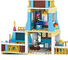 Конструктор Lele Princess / Принцесса 37008 Замок принцесс (аналог Lego Disney Princess), фото 3