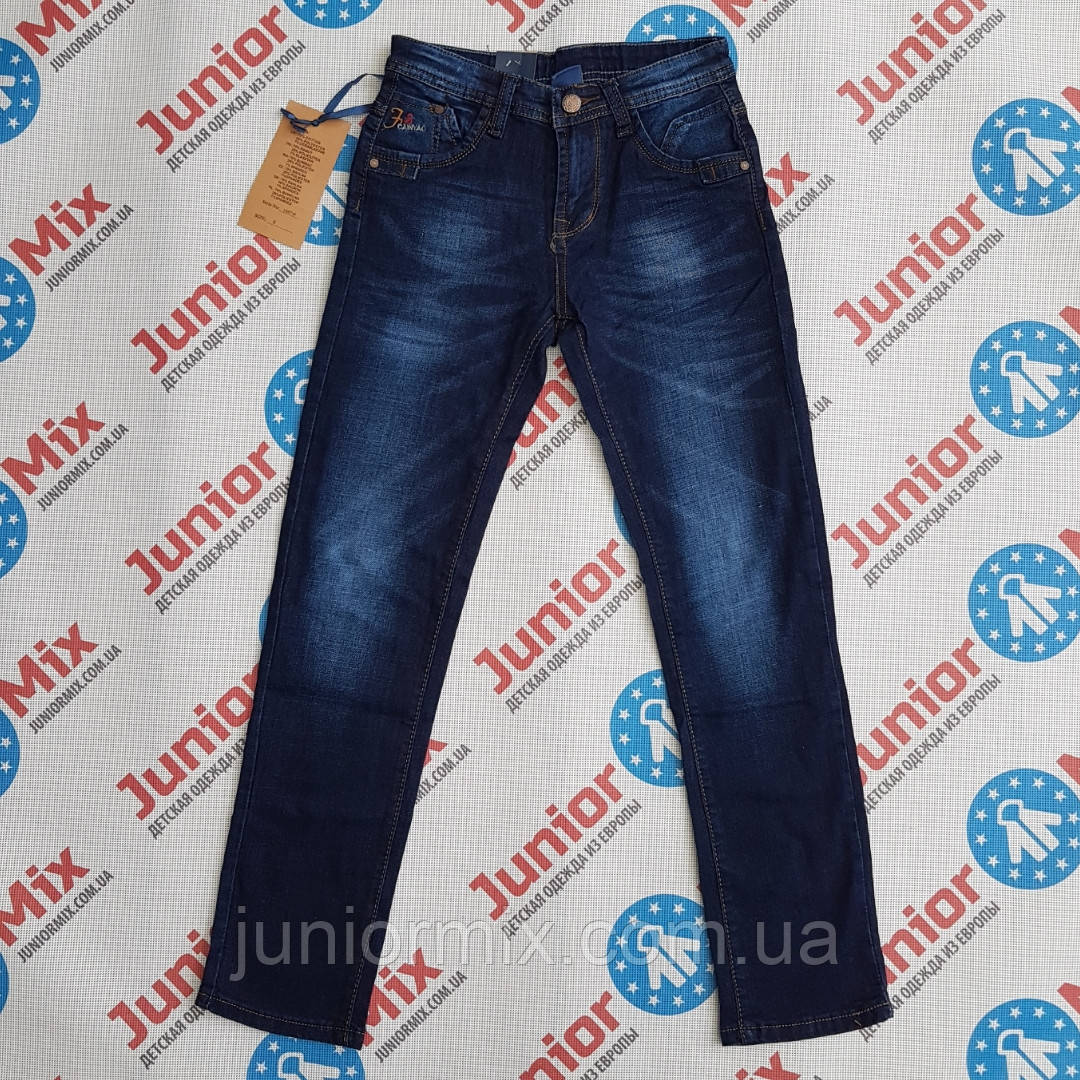 Оптом джинсы для мальчика подростковые Buddy Boy