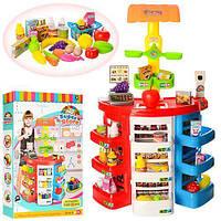 Магазин Супермаркет детский игровой набор 922-05